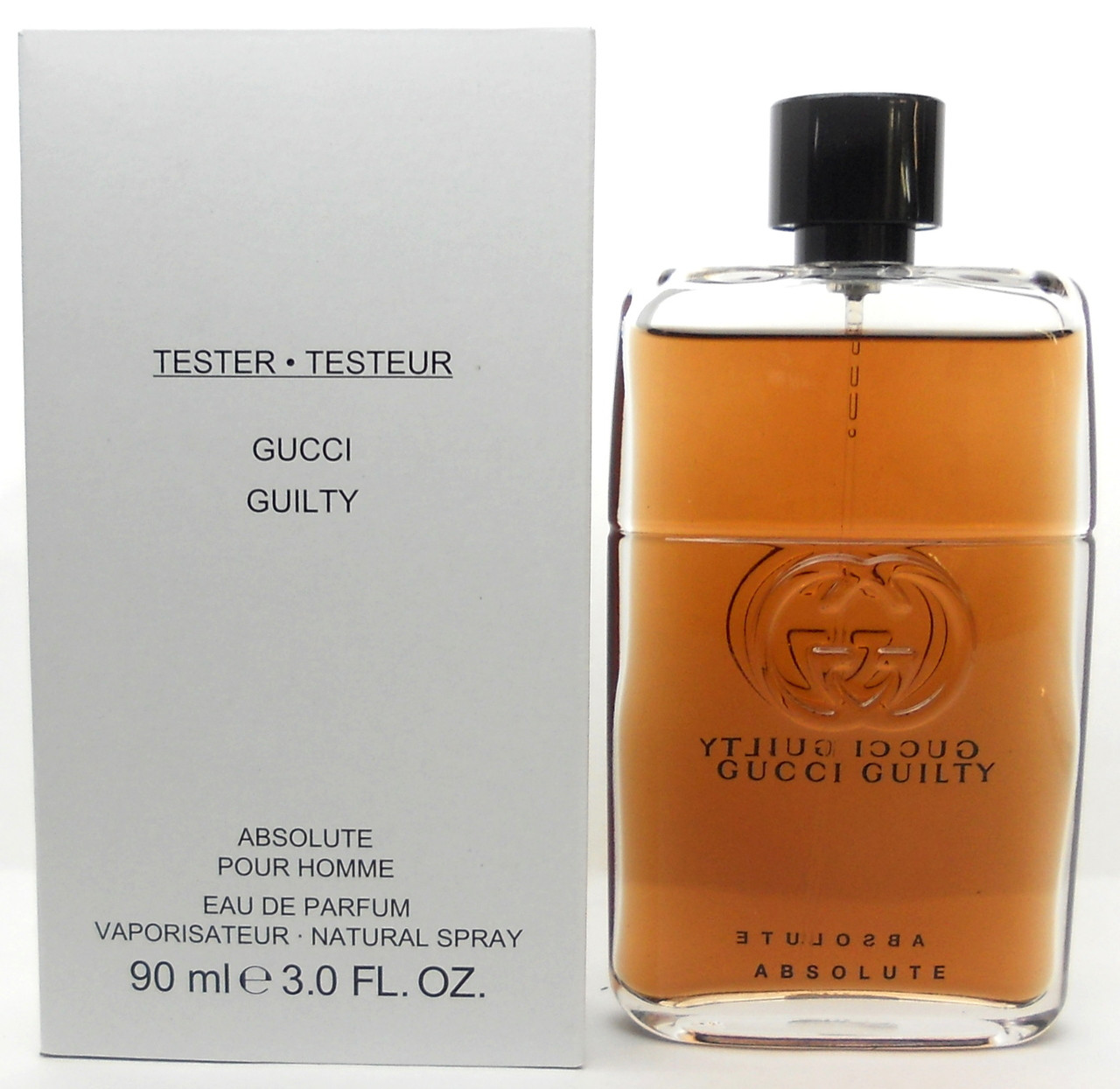 29b96d1127 Add to Wish List. Click the button below to add the Gucci Guilty Absolute  Pour Homme Eau de Parfum Spray 3.0 oz.