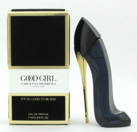 Good Girl by Carolina Herrera 7 ml. Eau the Parfum Mini Splash.New.