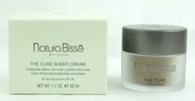 Natura Bisse The Cure Sheer Cream SPF 20 1.7 oz/ 50 ml New In Box
