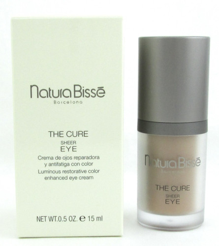 Natura Bisse The Cure Sheer Eye 0.5 oz/ 15 ml New In Retail Box