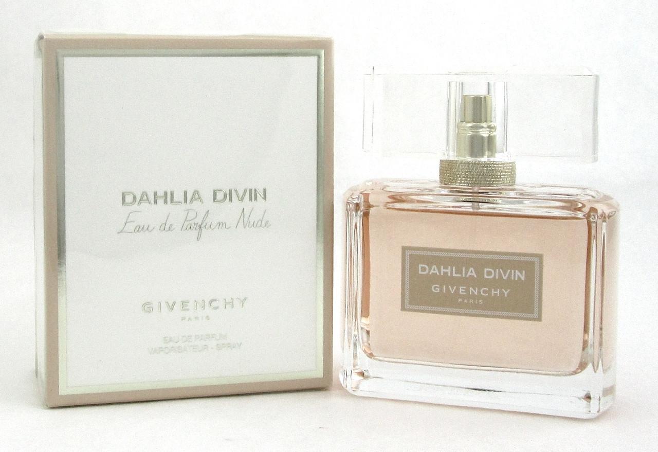 Givenchy Ladies Dahlia Divin Nude EDP Spray 2.5 oz