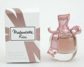 Mademoiselle Ricci by Nina Ricci Eau De Parfum for Women 4 ml./ 0.14 oz. Mini