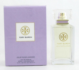 Tory Burch Jolie Fleur Lavande Eau De Parfum Spray for Women 3.4 oz./ 100 ml. NIB Sealed