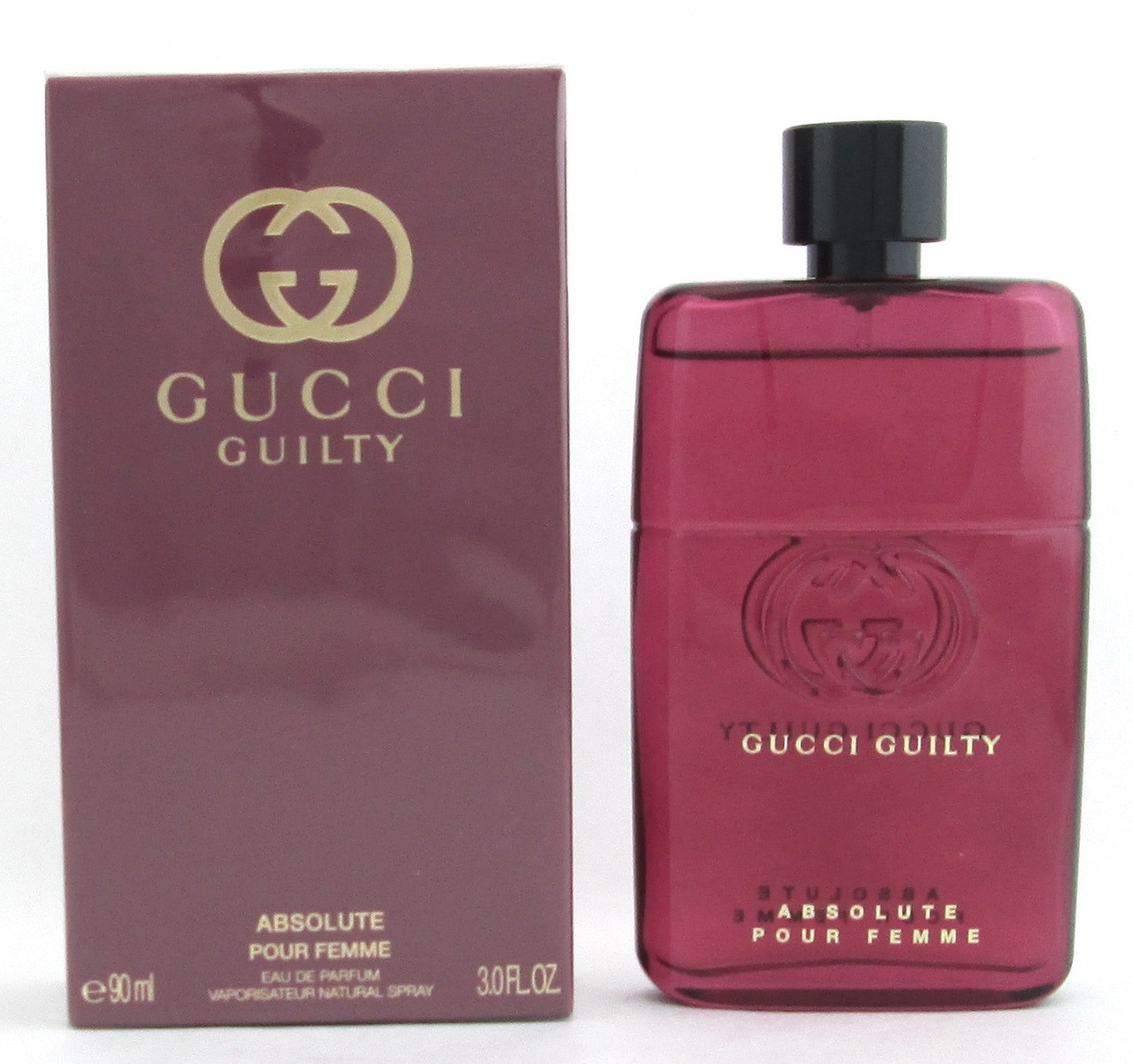 53ea100178 Add to Wish List. Click the button below to add the Gucci Guilty Absolute  Pour Femme Eau De Parfum Spray For Women 90 ml.