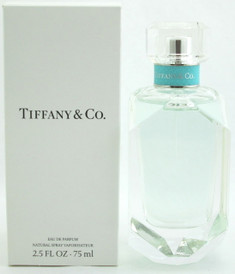 Tiffany Perfume by Tiffany & Co 2.5 oz./75 ml.Eau de Parfum Spray Tester with Cap. Brand New.  Comes in white plain box.