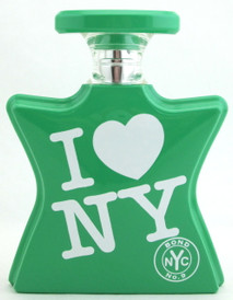 Bond No.9 I Love New York Earth Day 3.3 oz. Eau De Parfum Spray Unboxed.