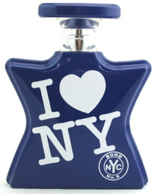 I Love New York For Fathers by Bond No.9 EDP Spray 3.3 oz./100 ml. Unboxed
