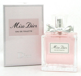 Miss Dior by Christian Dior 3.4 oz. Eau de Toilette Spray for Women. NEW Sealed Box.