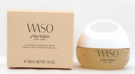 Shiseido Waso Clear Mega Hydrating Cream 50 ml./ 1.8 oz. New In Box