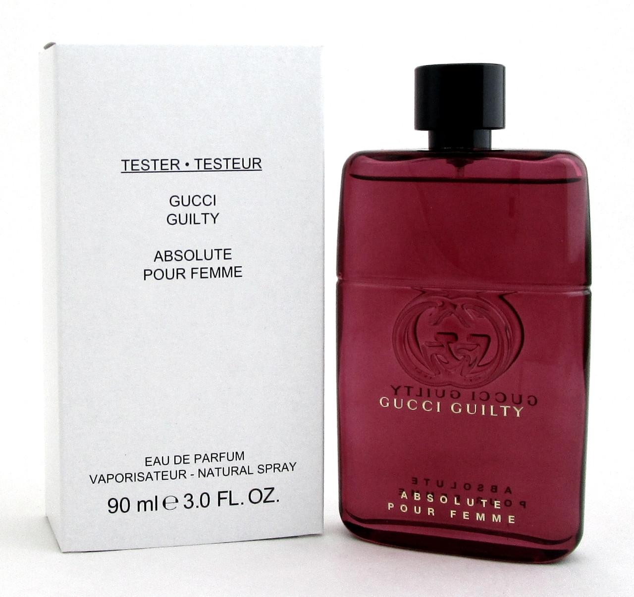 ca5a64dd8 Gucci Guilty Absolute Pour Femme 3.0 oz Eau De Parfum Spray for ...