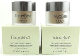 Natura Bisse The Cure Sheer Cream SPF 20 1.7 oz. 2-Pack   (3.4 Ounce total)