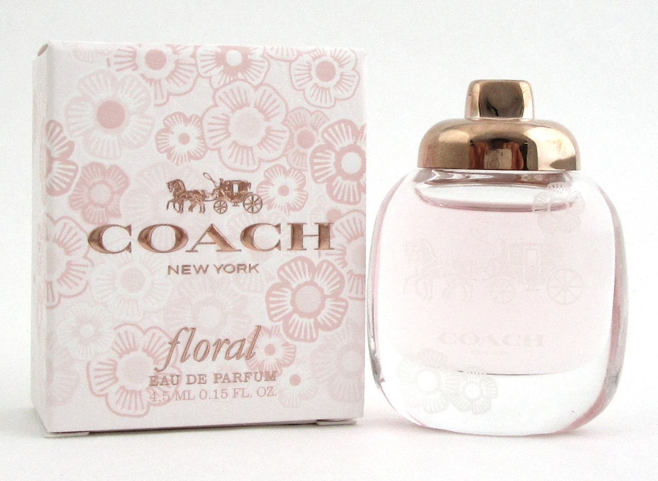 York New Floral 5 Splash Oz4 Coach For Mini WomenNew By MlEdp 0 15 fby76gY