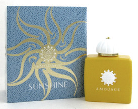 Amouage Sunshine Women's Perfume 3.4 oz./ 100 ml. EDP Spray New In Sealed Box
