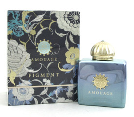 Amouage Figment Women's Perfume 3.4 oz./100 ml. EDP Spray. New In Sealed Box.