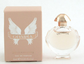 OLYMPEA By Paco Rabanne Perfume Eau De Parfum SPLASH Mini 6 ml./ 0.20 oz.