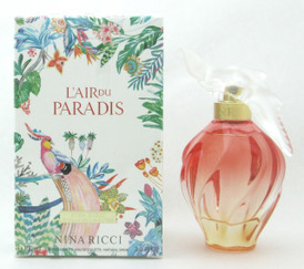 L'Air Du Paradis Nina Ricci Limited Edition Eau De Toilette Spray for Women 100 ml./ 3.4 oz.