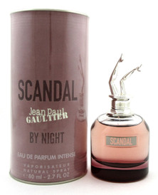 Jean Paul Gaultier Scandal by Night Perfume 2.7 oz EDP Intense Spray Women. New.