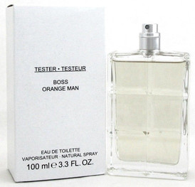 Boss Orange Man Cologne by Hugo Boss 3.3 oz.EDT Spray for Men Tester.