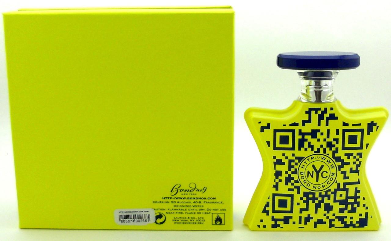 Http://www BondNo9 com Perfume by Bond No  9 for Unisex 3 3 oz EDP Spray   Brand New