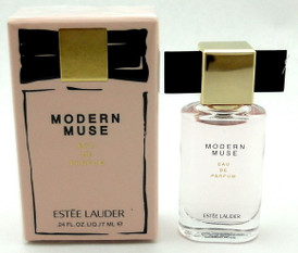 Modern Muse Perfume by Estee Lauder  7 ml. Mini Bottle Eau De Parfum Splash.Sealed