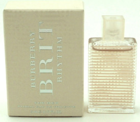 Burberry Brit Rhythm For Her Floral EDT Mini Splash 0 5 ml. NIB