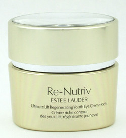 Estee Lauder Re-Nutriv Ultimate Lift Regenerative Youth Eye Creme Rich 15 ml./ 0.5 oz. New Tester