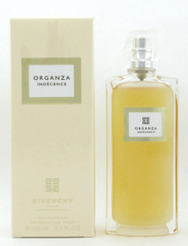 Organza Indecence Mythical by Givenchy Eau De Parfum Spray for Women 100 ml./ 3.3 oz. NIB