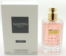 Valentino Donna ACQUA by Valentino 3.4 oz EDT Spray for Women Tester