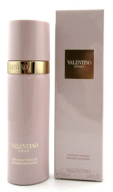 Valentino Donna Perfumed Deodorant Spray 3.4 oz./ 100 ml. for Women. New in Box.