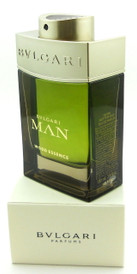 Bvlgari Man Wood Essence by Bvlgari Eau De Parfum Spray 3.4 oz. Tester.