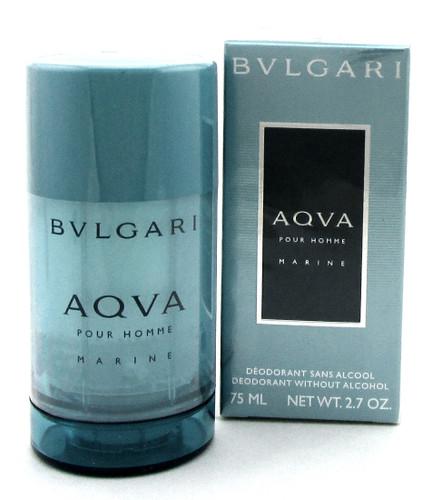 Bvlgari Aqua Marine by Bvlgari Deodorant Stick Without Alcohol 2.7 oz. New.Sealed