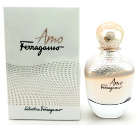 Amo Ferragamo Perfume by Salvatore Ferragamo 3.4 oz.EDP Spray.New in Sealed Box.