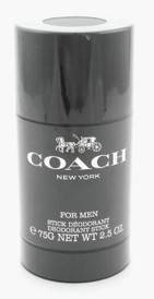 Coach For Men Deodorant Stick 2.5 oz. Brand New. Sealed.No Box.