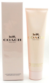 Coach New York Perfumed Body Lotion 5.0 oz./150 ml. for Women. New In Sealed Box.