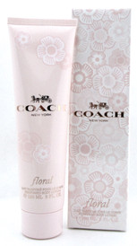 Coach New York FLORAL Perfumed Body Lotion 5.0 oz. for Women. New In Sealed Box.