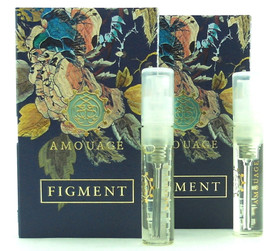 Amouage FIGMENT MAN EDP 2ml Vial Spray New With Card. Lot of 2