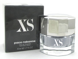 XS Excess Cologne (2018) by Paco Rabanne 1.7 oz. EDT Spray for Men. New in Box.