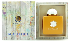 Amouage Beach Hut by Amouage Eau De Parfum for Woman Spray 3.4 oz. Sealed Box