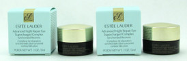 Estee Lauder Advanced Night Repair Eye Supercharged Complex Synchronized Recovery 0.1 oz/3 ml Lot of 2