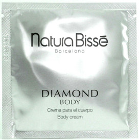 Natura Bisse DIAMOND BODY Body Cream Samples 10 ml Each. LOT of 10 pcs