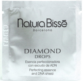 Natura Bisse Diamond Drops Perfecting Essence and DNA Shield 2 ml. Lot of 10
