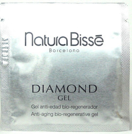 Natura Bisse Diamond Anti Aging Bio Regenerative Gel 4 ml Samples. Lot of 10
