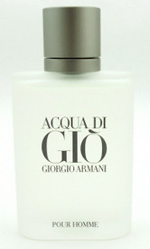 Acqua Di Gio by Giorgio Armani for Men 1.7 oz EDT Spray. Without Box