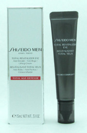 Shiseido Men Total Revitalizer Eye Anti-Wrinkle/Anti-Bags/Lifting Cream 15 ml./ 0.53 oz.