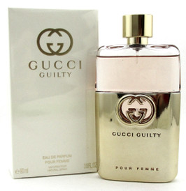 Gucci Guilty Pour Femme Perfume 3.0 oz./ 90 ml. Eau de Parfum Spray.New in Box.
