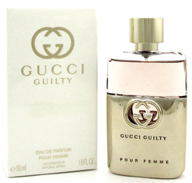 Gucci Guilty Pour Femme Perfume 1.6 oz./ 50 ml. Eau de Parfum Spray. New in Box.