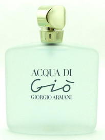 Giorgio Armani Acqua Di GIO 1.7 oz Eau de Toilette EDT Spray.  No Box