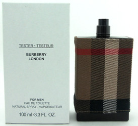 Burberry London Cologne by Burberry 3.3 oz.EDT Spray Tester. Never used.No Cap.
