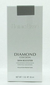 Natura Bisse Diamond Cocoon Skin Booster Fortifying Concentrate 1.0 oz./ 30 ml. NIB Sealed