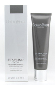 Natura Bisse Diamond Cocoon Enzyme Cleanser 3.5 oz./ 100 ml. New Sealed Box